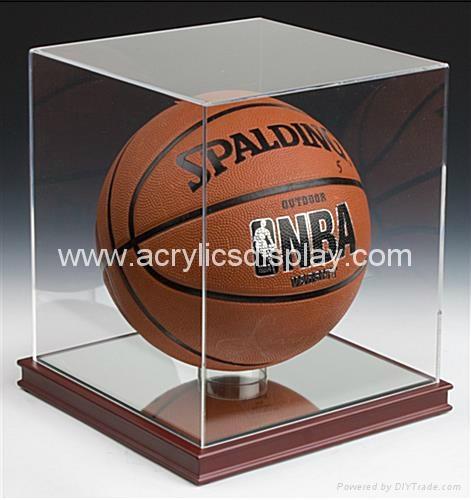 acrylic basketball  case