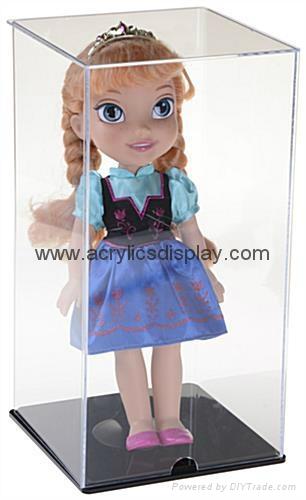 acrylic doll cases