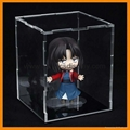 acrylic doll box