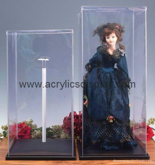 ... Doll Cases Acrylic Cases