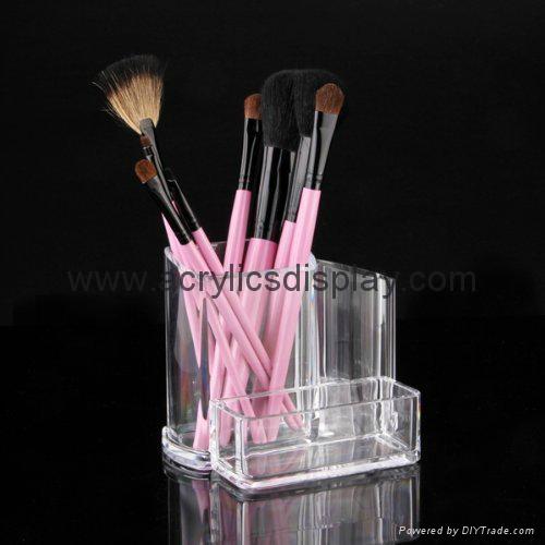 hot seller acrylic brush display box