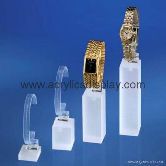 popular acrylic watch holder