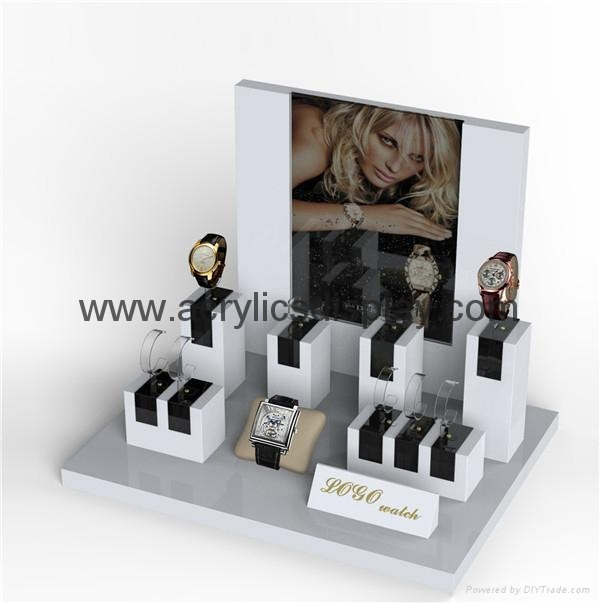 hot seller acrylic watch holder