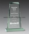acrylic trophy awards