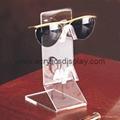 perspex eyeglasses display stand 4