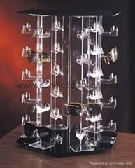 glasses display glasses stand