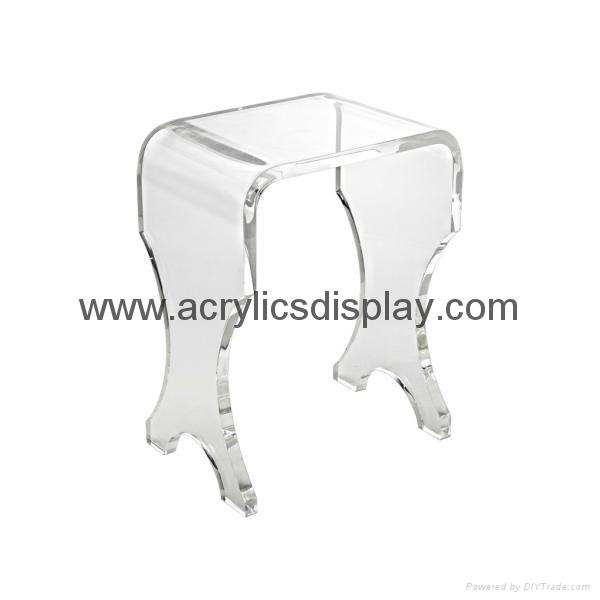Acrylic Bar Stool Plastic Stool Aft 27 Tw China