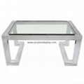 acrylic coffee table tea table 4