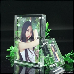perspex frame stand