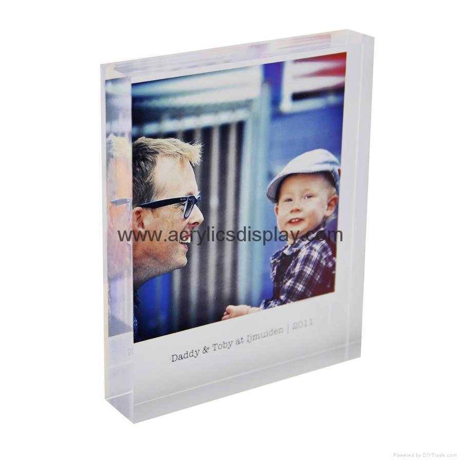 acrylic photo frame picture frame