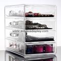 acrylic lipstick display stand