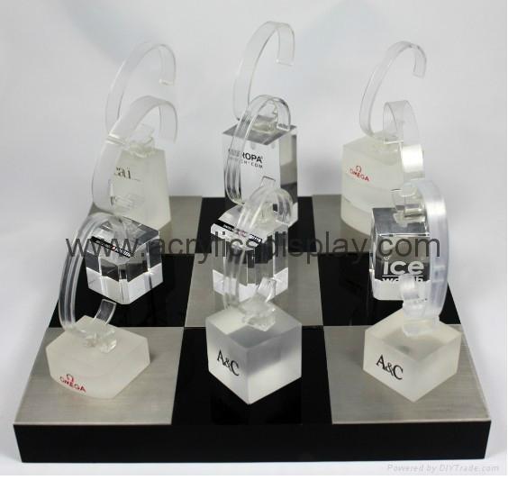 acrylic watch holder 5