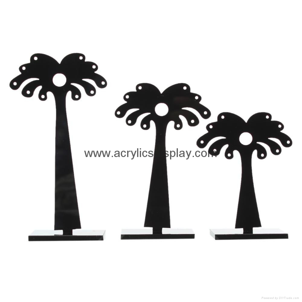 Acrylic earring Tree holder