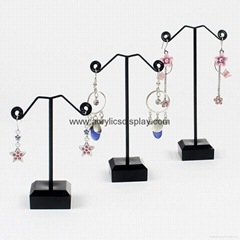 Acrylic earring Tree holder
