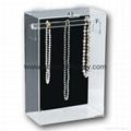 perspex jewellery organizer