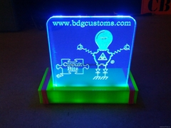 acrylic LED light board