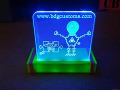 acrylic LED light board