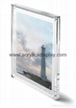 frame acrylic desktop frame