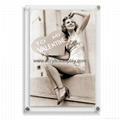acrylic frame picture frame