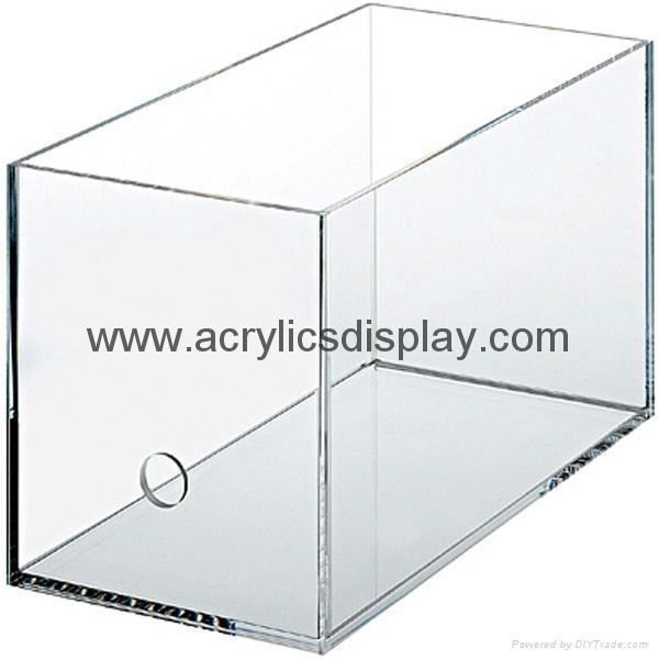 acrylic box case acrylic boxe display for toy