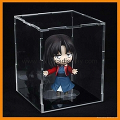acrylic box case acrylic boxe display for toy