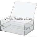 acrylic jewelry chest jewelry case