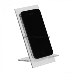 acrylic mobile phone display holder