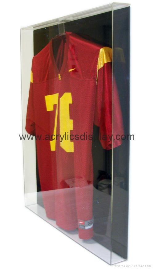 Jersey Display Glass Frame Cabinet Case China