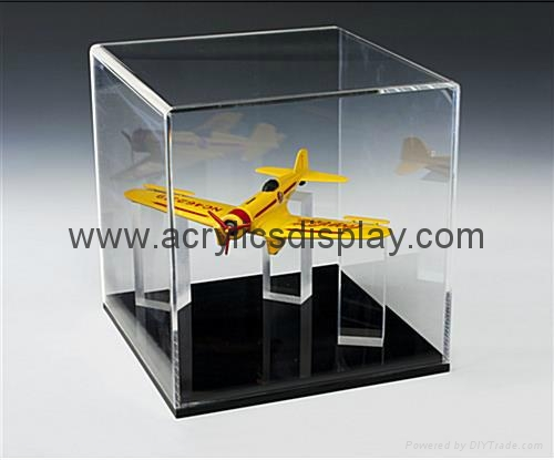acrylic case model  box showcase