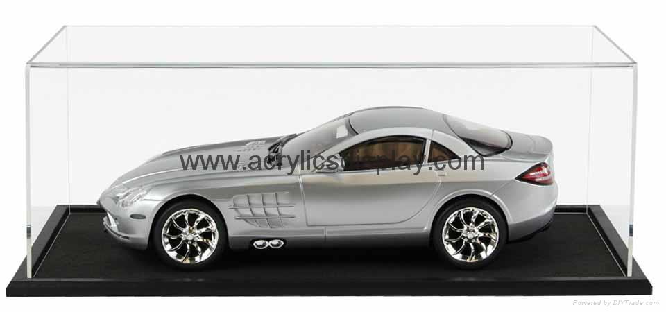 acrylic Model car display box