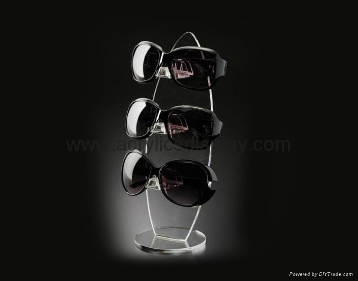 acrylic eyewear stand display