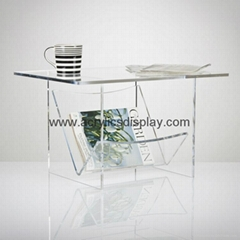 acrylic coffee table tea table