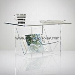 acrylic coffee table tea table