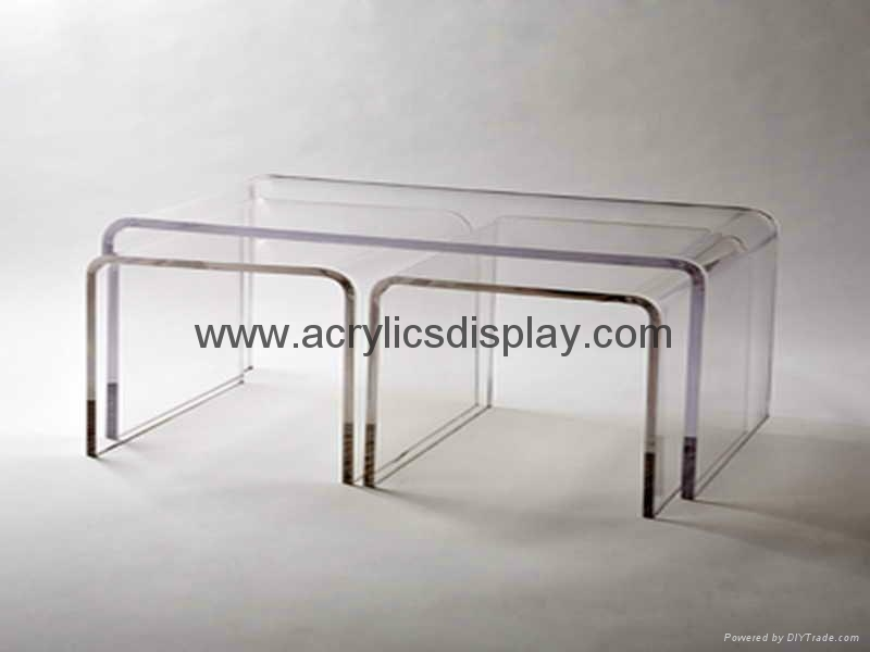 acrylic coffee table tea table 2