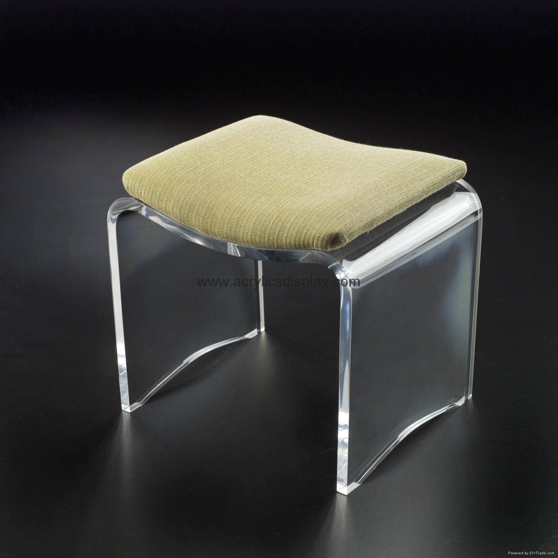 acrylic chair dining chair