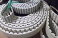Polyurethane synchronous toothed belt