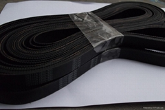 rubber synchronous tooth belt