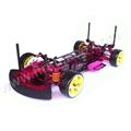 1/10 4WD Front Motor Drift Car KIT For