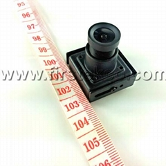 25x25mm Mini Size 700TVL Sony CCD Camera with Metal Case For FPV