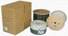 Coaxial Cable RG6/U, F660BV, F690BV, F6TSV, F6TSVM