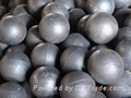chromium alloy forging steel balls