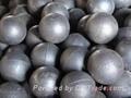 chromium alloy forging steel balls