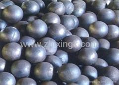 low chromium alloyed capsule balls