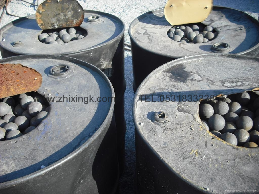 GRINDING MACHINE STEEL BALL 5