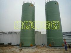 福建供应玻璃钢化工罐酸罐