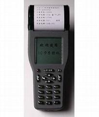 GPRS打印讀卡一體手持機
