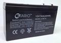 电源机箱蓄电池12V7AH汉滔蓄电池 5
