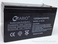 12V7.5AH鉛酸蓄電池