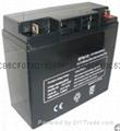 12V20AH太陽能系統蓄電池 2