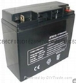 12V20AH太阳能系统蓄电池 3